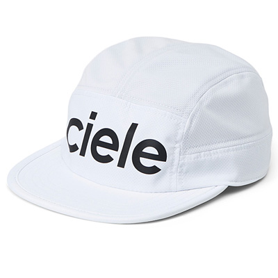 CIELE 5Panel Cap GOCAP CENTURY TROOPER white