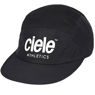 CIELE 5Panel Cap GOCAP ATHLETICS WHITAKER black