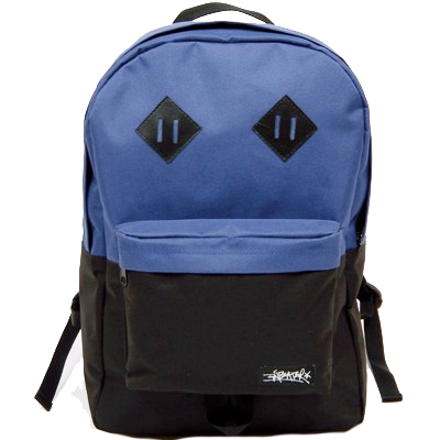 ANTEATER Rucksack CITY BAG navy/black