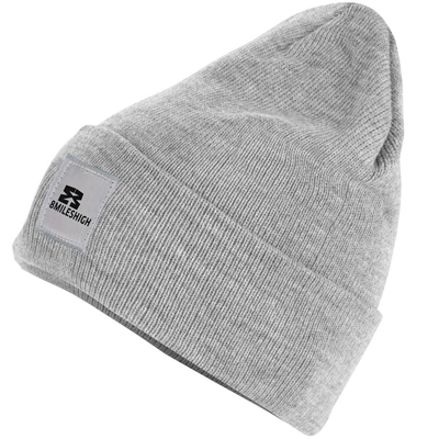 EIGHT MILES HIGH Beanie CLASSIC heather grey