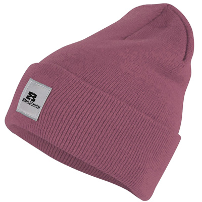 EIGHT MILES HIGH Beanie CLASSIC antique pink