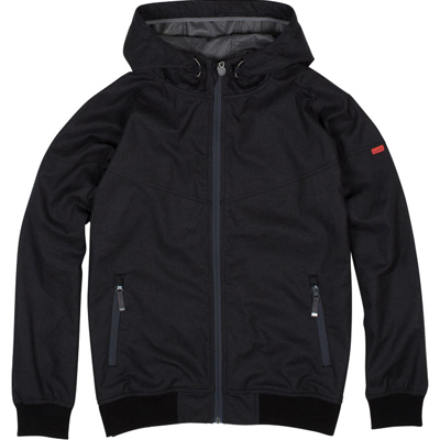 CLEPTOMANICX Jacke BURNER BONDED summer black