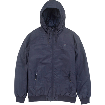 CLEPTOMANICX Jacket CORNER WINTER dark navy