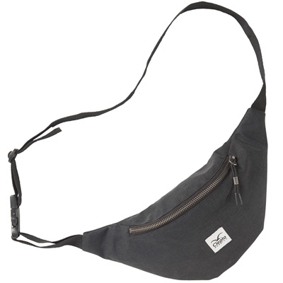 CLEPTOMANICX Gürteltasche HEMP black