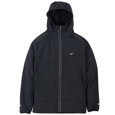 CLEPTOMANICX Softshell Jacket DASH black