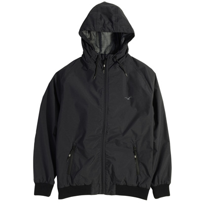 CLEPTOMANICX Jacket SIMPLIST black
