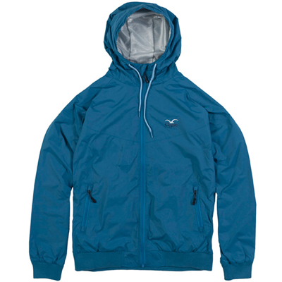 CLEPTOMANICX Jacke BURNER NYLON blue