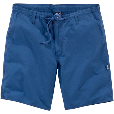 CLEPTOMANICX Board Shorts SUBA petrol blue