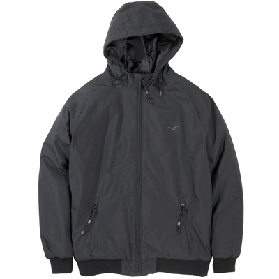 CLEPTOMANICX Winter Jacket SIMPLIST black
