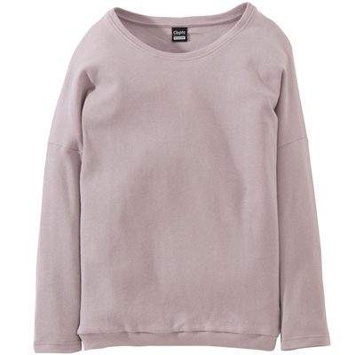 CLEPTOMANICX Girl Knit Sweater HENNI coral flush