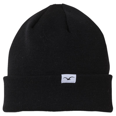CLEPTOMANICX Beanie WIND black