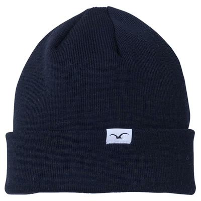 CLEPTOMANICX Beanie WIND navy
