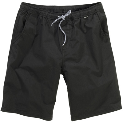 CLEPTOMANICX Shorts DRIFTER black