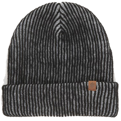 OBEY Beanie COAST black/grey