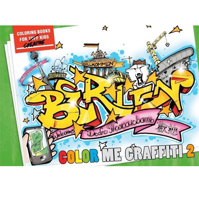MAGIC CITY Graffiti Sketch Book