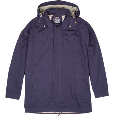 CLEPTOMANICX Jacke COMMODORE dark navy