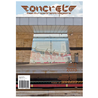 CONCRETE Magazine 12 Poland