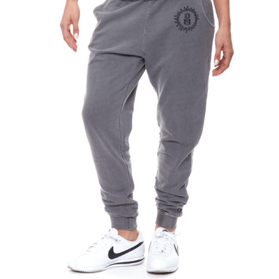 REBEL8 Girl Sweatpants CONSPIRACY grey