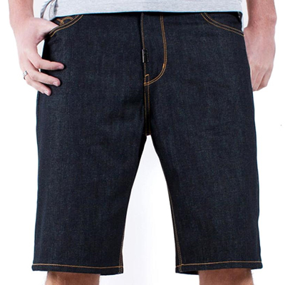 LRG Denim Shorts CC raw indigo