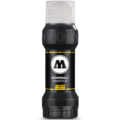 MOLOTOW DRIPSTICK 25mm CoversAll black