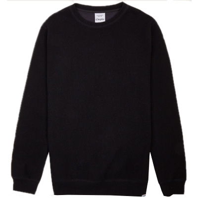 CLEPTOMANICX Knit Sweater NOITCH black