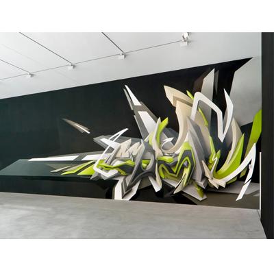 mirko reisser buch daim 1989 2014 3d graffiti layup online shop graffiti b cher. Black Bedroom Furniture Sets. Home Design Ideas