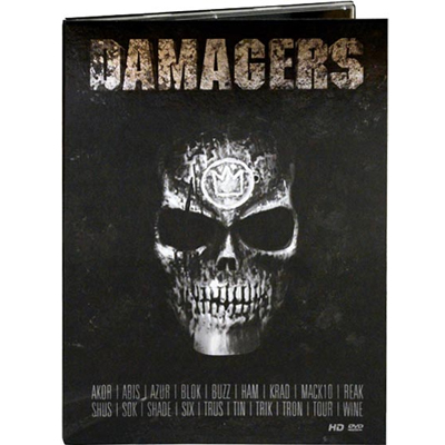 DAMAGERS DVD Berlin