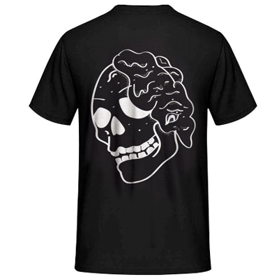 DESMOND T-Shirt FACE black