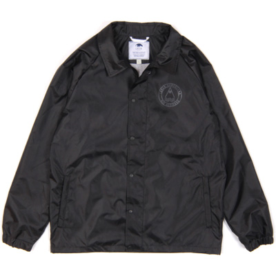 LASER Coach Jacket DIY STANDARD black
