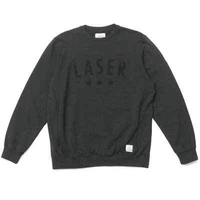 LASER Sweater DOCTOR DOU black