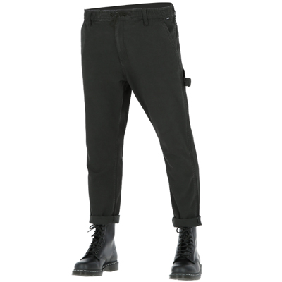 REELL Worker Pants REFLEX EASY WORKER - Long black