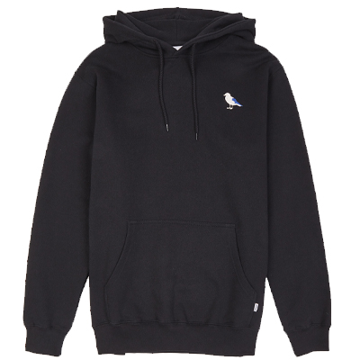 CLEPTOMANICX Hoody EMBRO GULL 2 black