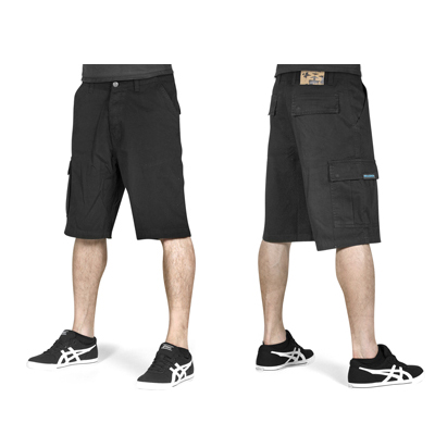 EIGHT MILES HIGH Shorts ENDLESS SUMMER black