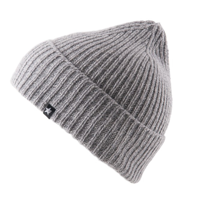 ESPERANDO Beanie HUNTER light grey
