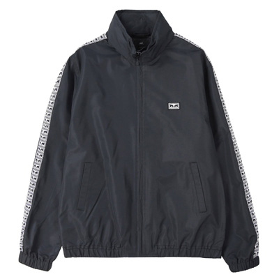 OBEY Jacke EYES black