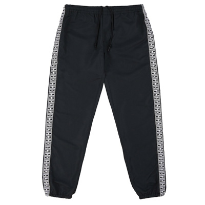 OBEY Track Pants EYES black
