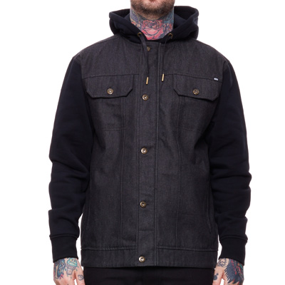 REBEL8 Jacket FACTION black