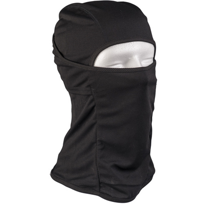BALACLAVA Bicycle Mask FLEXIBLE black