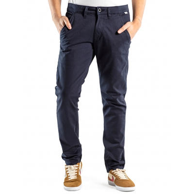 REELL Chino Pants FLEX TAPERED navy