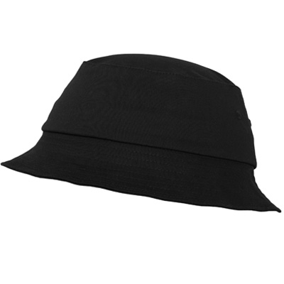 FLEXFIT Bucket Hat uni black