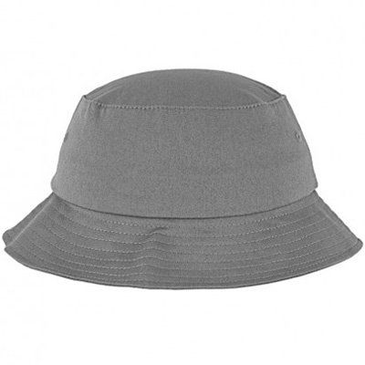 FLEXFIT Bucket Hat uni grey