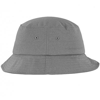 7147a2b4ee3 Flexfit Caps - FLEXFIT Bucket Hat uni grey Layup Online Shop ...