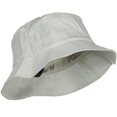 6a812cf4b67 Flexfit Caps - FLEXFIT Bucket Hat uni white Layup Online Shop ...