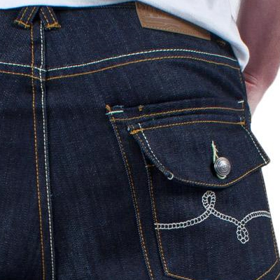 c5410a224e3c5 LRG - LRG Denim Shorts FREE SOCIETY raw indigo - Shorts - Layup ...