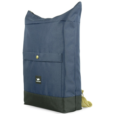 FREIBEUTLER Rucksack BARRIO BAG blue/black