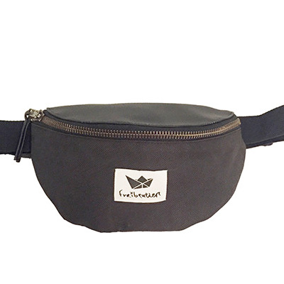 FREIBEUTLER Hip Bag black