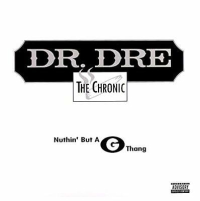 Dr. Dre - Nuthin' But A G Thang - EP