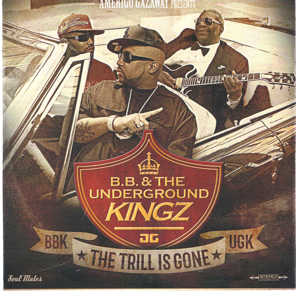 Amerigo Gazaway Presents B.B. & The Underground Kingz - The Thri