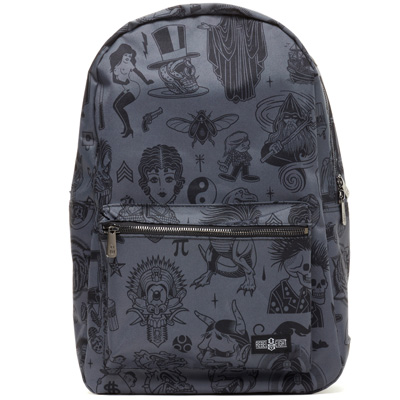 REBEL8 Rucksack GIANT FLASH dark grey