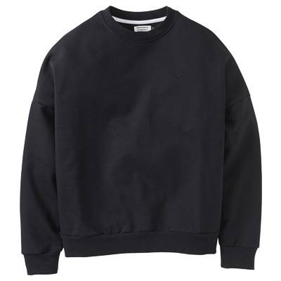 CLEPTOMANICX Girl Sweater LIGULL black